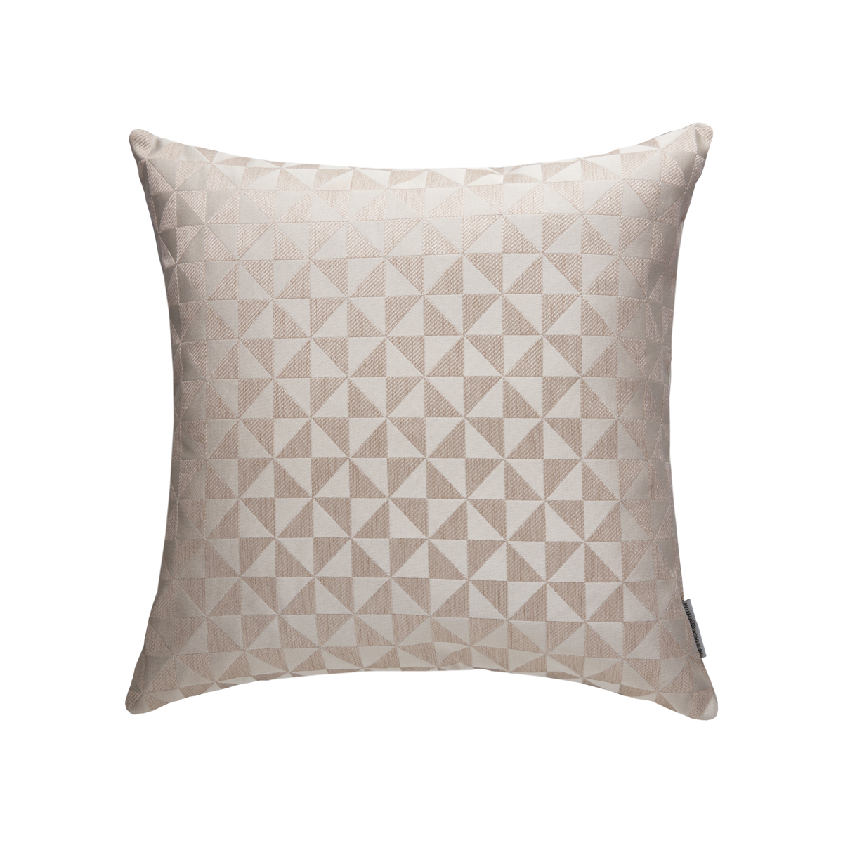 White Diamond Pillow