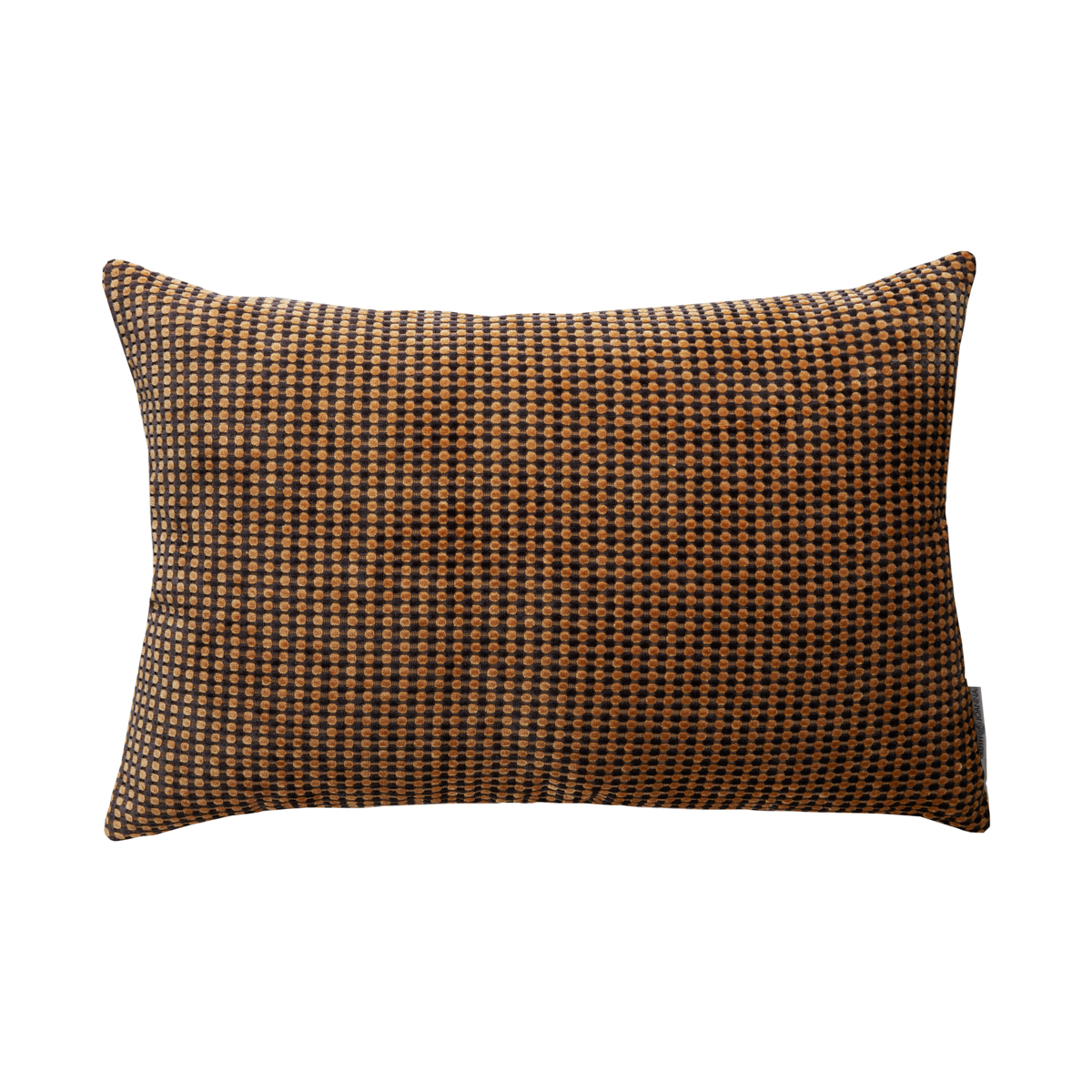 Yellow Drop Pillow